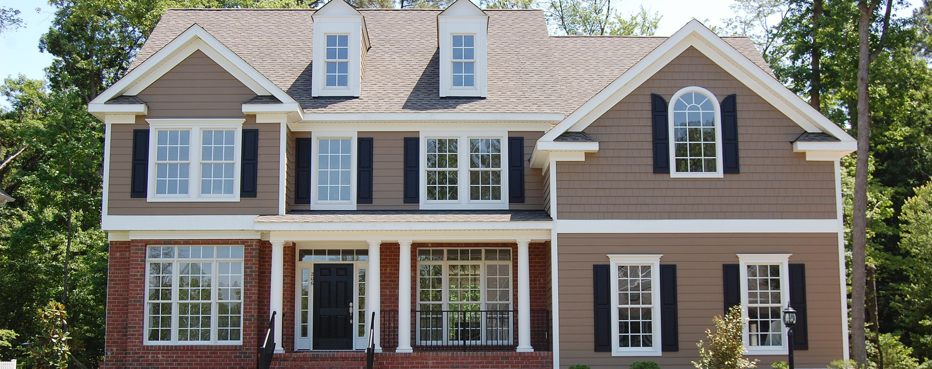 Uncategorized exterior residential windows - How To Paint Your Trim And Shutters